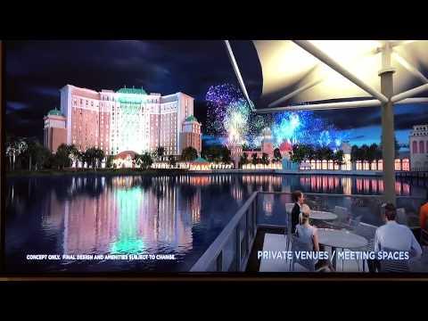 More Details on the Coronado Springs Resort Renovation