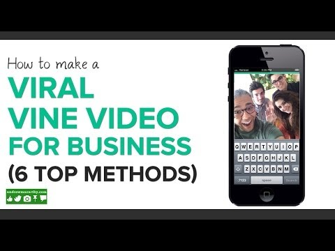 How To Make A Viral Vine Video | 6 Ways to Go Viral on Vine