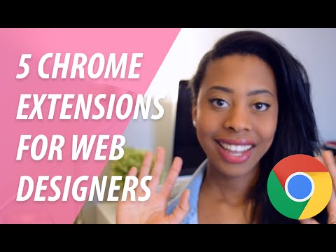 5 Google Chrome Extensions For Web Designers | XO PIXEL