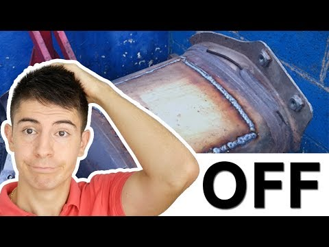 Deleting Your DPF (Diesel Particulate Filter)