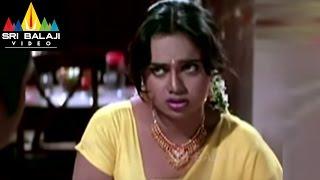 Attili Sattibabu Movie Krishna Bhagavan with Abhinaya Sri | Sri Balaji Video