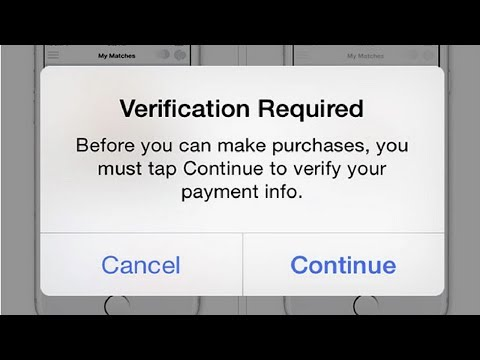 how to stop verification required when installing free apps *2018*