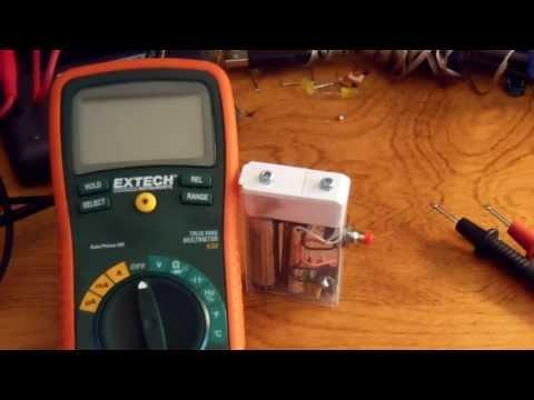 Tic Tac Taser 2.0! Build a Stun Gun with Disposable Camera Parts!