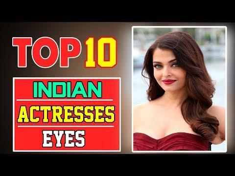 Top 10 Most Beautiful Eyes Of Bollywood Actress 2017