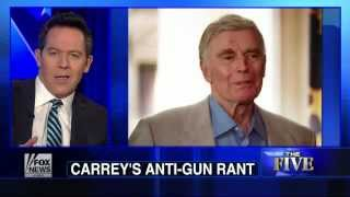 The Five: Gutfeld - Hollywood hates you, Middle America [Jim Carrey Response]
