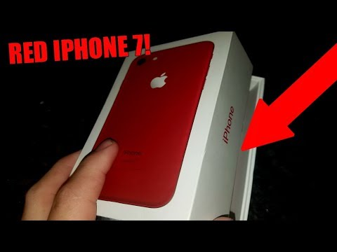 RED IPHONE 7 FOUND FREE! Best Apple Store Dumpster Dive! Found Working Red iPhone 7!