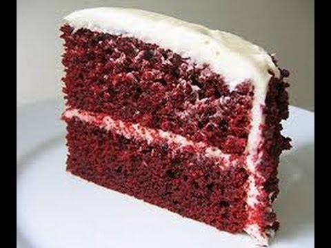 Betty Crocker's Red Velvet Cake
