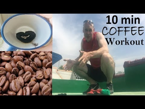 Coffee before a Workout for Fat Loss? | 10 Minutes of Regular Exercise for Better Health and Body