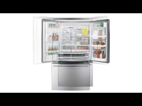 GE GFE29HSDSS Stainless Steel French Door Refrigerator