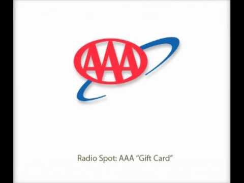 AAA Gift Card