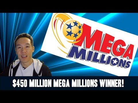 Nukem384 News: $450 million Mega Millions winner!  Good luck on Powerball tonight!