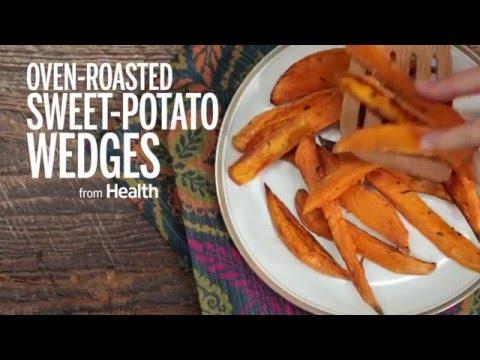 Perfect Sweet Potato Fries