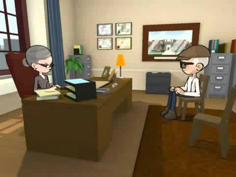 Social welfare  interview