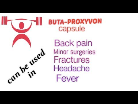 BUTA-PROXYVON capsule review in hindi ¦¦ by all about medicine