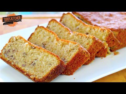 Pecan & Almond Loaf Cake
