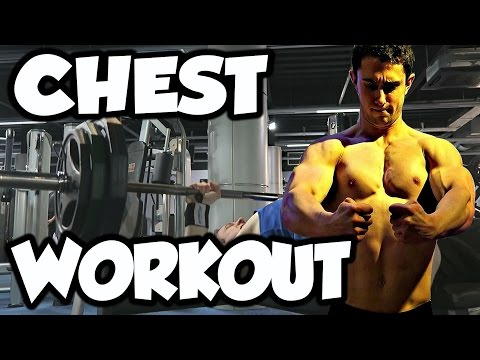 Chest Workout For Mass and Strength