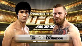 UFC 이소룡 vs 코너 맥그리거