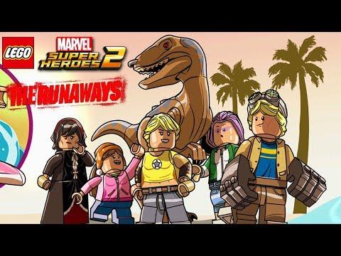 LEGO Marvel Super Heroes 2 - The Runways
