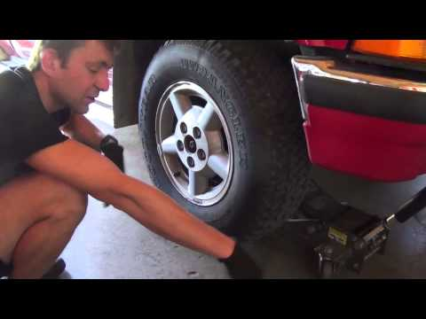 Bad wheel bearing: how to diagnose
