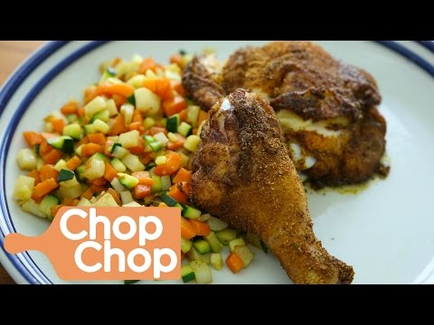 Baked Chicken Curry | Chop Chop