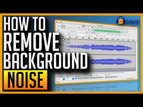 ✅ Remove Background Noise from Video or Audio with Free Software