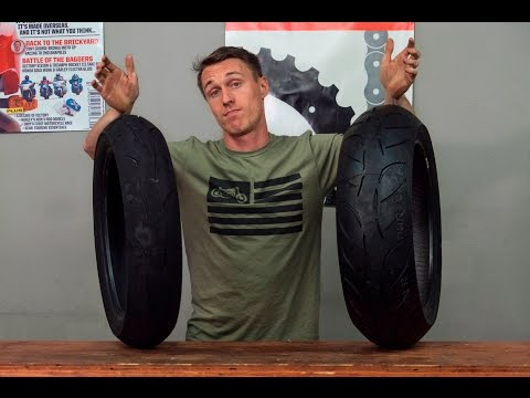 What's With Tire Width? | MC GARAGE