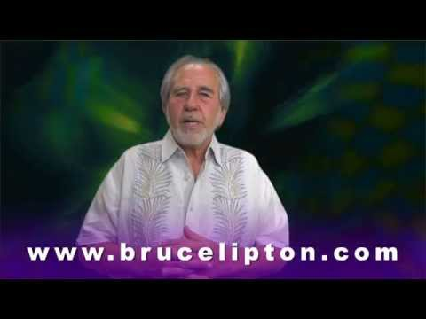 Bruce Lipton - UPLIFT Israel