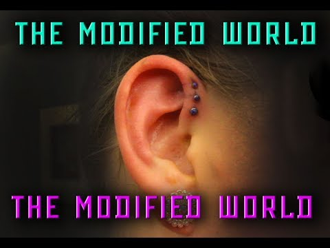 Triple Forward Helix with Pierre!- Internet REALITY- THE MODIFIED WORLD