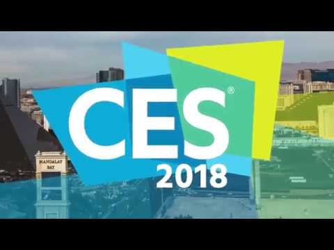 The Top 5 Best Tech at CES 2018!