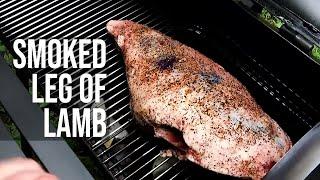 Leg Of Lamb Recipe By The Bbq Pit Boys