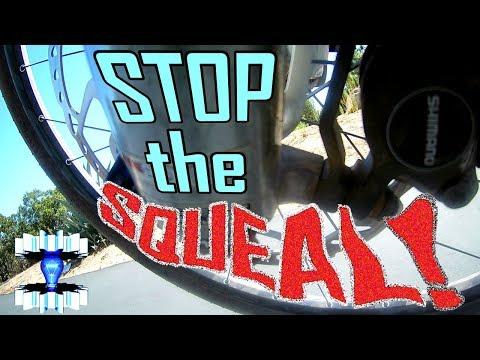 How To Stop Disc Brake Squeal | Bike Repair | Bicycle Repair | The Grokshop