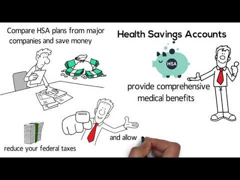 HSA High Deductible Health Insurance - Low-Cost Medical Plans