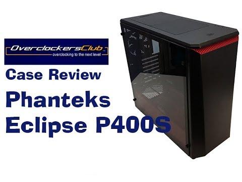 Phanteks Eclipse P400S Case Review