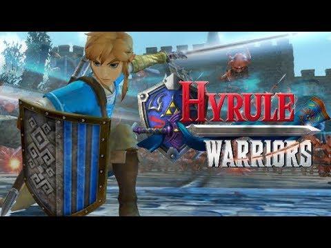 Review of Zelda Hyrule Warriors: Definitive Edition (Nintendo Switch)