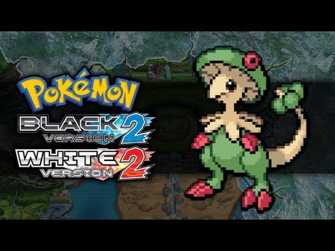 Pokemon Black 2 and White 2 | How To Get Breloom