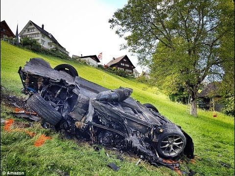 Richard Hammond car crash: Live updates after star injured