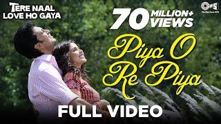 Piya O Re Piya - Tere Naal Love Ho Gaya | Riteish & Genelia | Atif Aslam & Shreya Ghoshal