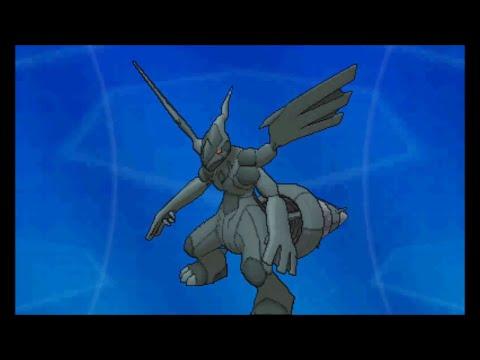 Pokemon Omega Ruby/Alpha Sapphire - Catching Zekrom
