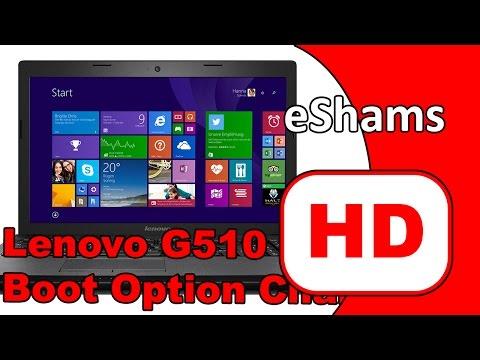Lenovo G510 Boot Option Change Uefi To Legacy
