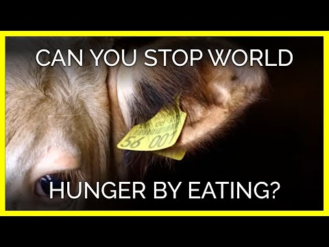 Can You Stop World Hunger by Eating?