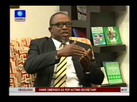 Lawyer Describes Fight Against Corruption In Nigeria As Cosmetic - Part 1
