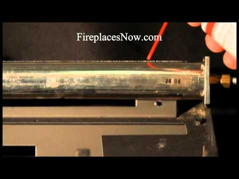 Vent Free Fireplaces: Cleaning The Oxygen Depletion System And Primary Air Passage