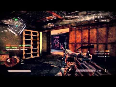 Killzone 3 Warzone Gameplay - Cornith Highway 3/4