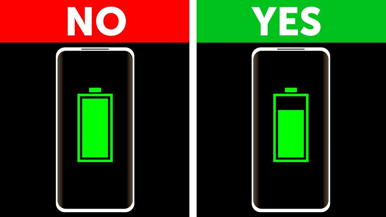 Don't Charge Your Phone to 100%, Here's Why