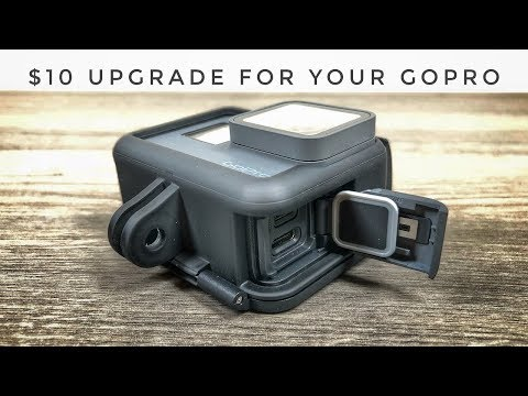 $10 Upgrade For Your GoPro | Must Have GoPro Accessory