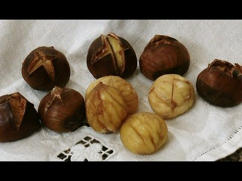 Roasted Chestnuts (Castagne)