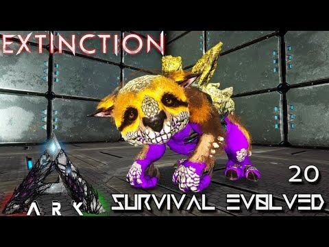ARK: EXTINCTION - GACHA MUTATIONS BREEDING BABY SO CUTE !!! | ARK