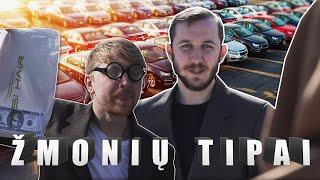 AUTOMOBILIO PIRKIMAS | TIPAI