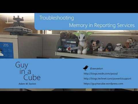 Troubleshooting Memory Issues with Reporting Services