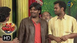 Sudigaali Sudheer Performance   Extra Jabardsth   24th March 2017   ETV  Telugu